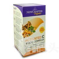 美国New Chapter有机维生素C 90粒 最好VC来源