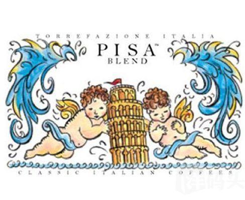 Torrefazione Pisa Blend意大利咖啡Italia Coffee 340g*2盒