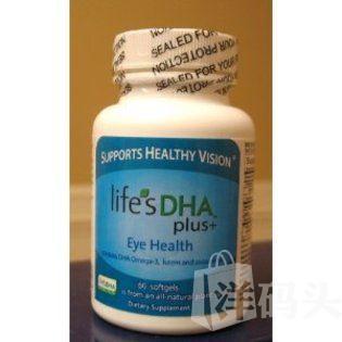 Martek纽曼斯Life's DHA成人/孕妇加强型60粒