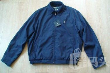 美国代购专柜正品Polo Ralph Lauren Bi-Swing Windbreaker夹克