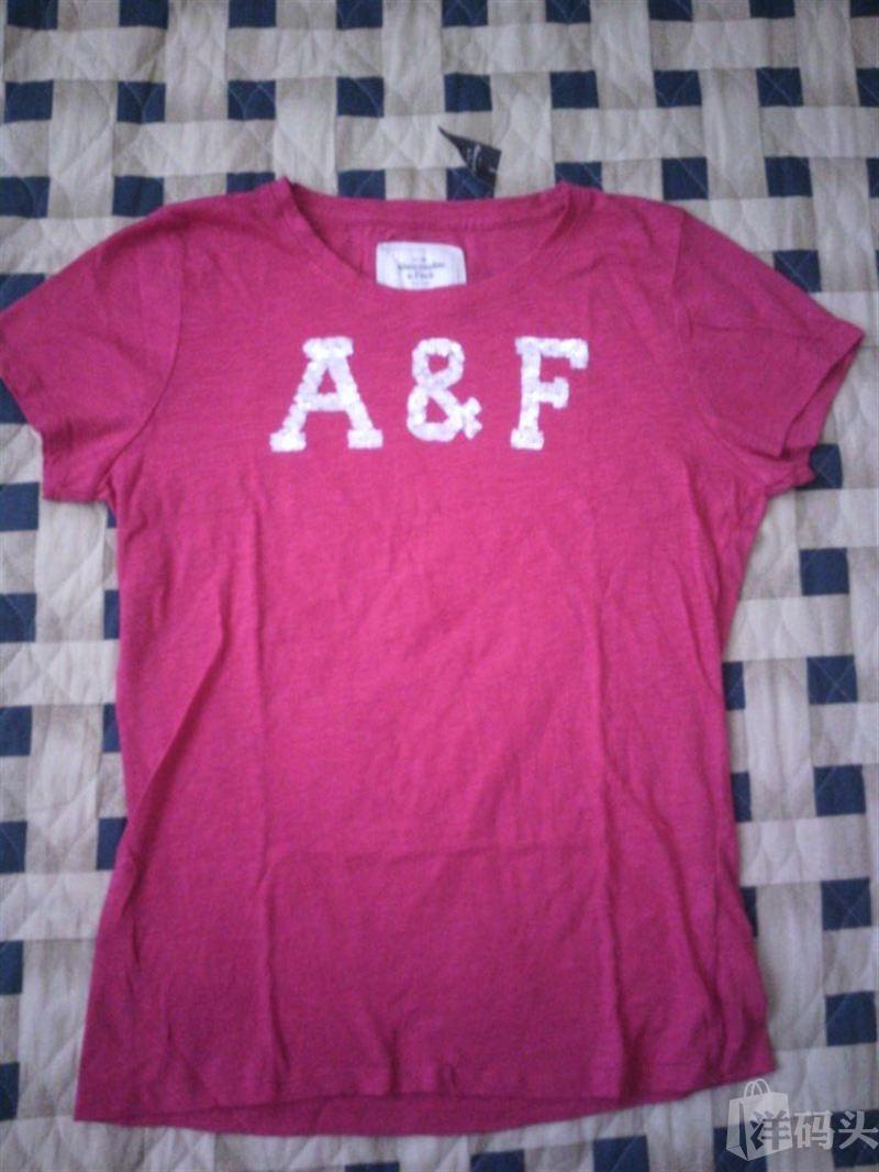 Abercrombie&Fitch美国专卖女士体恤多款