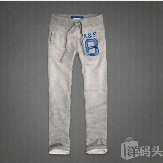 美国现货Abercrombie&Fitch AF男式经典卫裤Classic Sweatpant