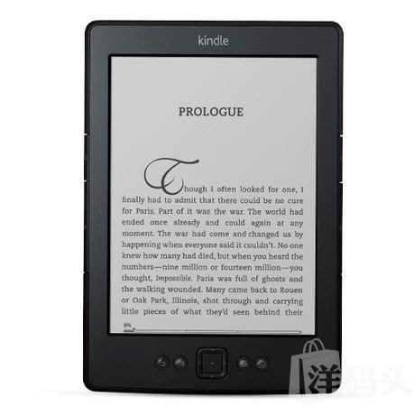 [Superdad]美国直邮 包邮包税 Kindle 5 电子书/电纸书