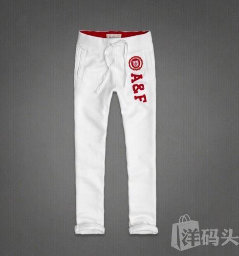 美国代购Abercrombie&Fitch男式经典款卫裤Classic Sweatpants