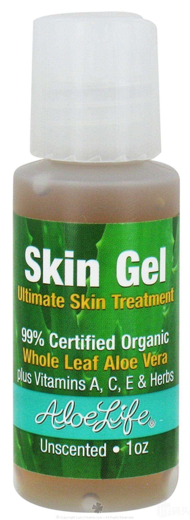 Aloelife Skin Gel 芦荟凝胶 (29ml)