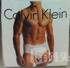 【国内现货包邮】CK/calvin klein 男士三角内裤 3条装
