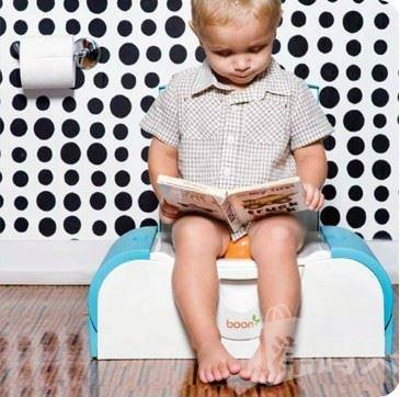 美国boon多功能学厠椅 婴儿宝宝坐便器抽屉式宝宝马桶儿童坐便器