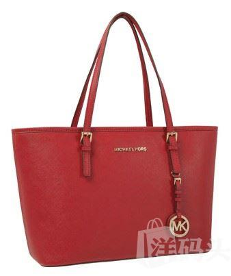 包邮包税 Michael Kors Jet Set Saffiano iPad Travel Tote 3种颜色