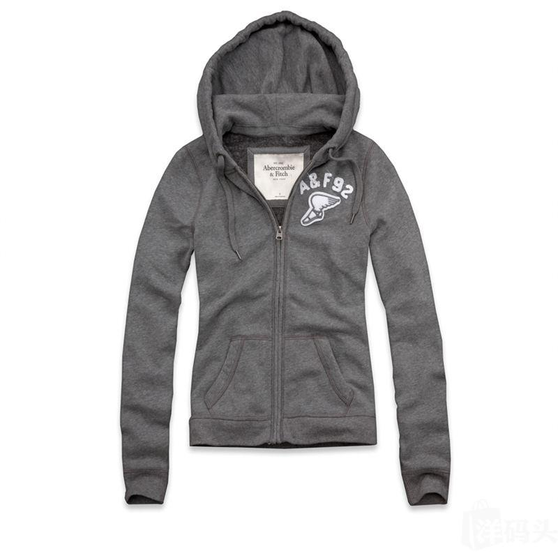 Abercrombie Fitch Laura Shine Hoodie小翅膀