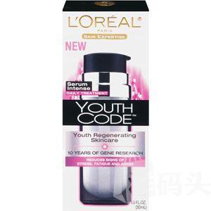 L'Oreal youth code 欧莱雅 青春密码 肌底液 小黑瓶 30ml