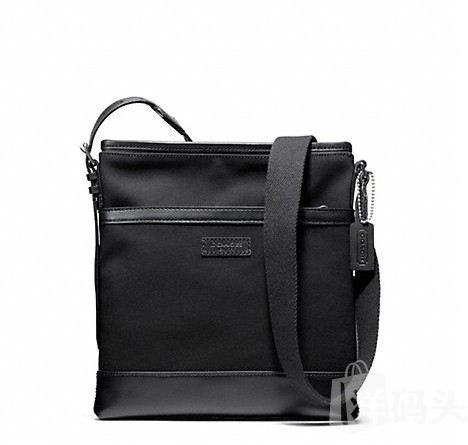 蔻驰 BLEECKER CITY CANVAS CROSSBODY_STYLE  F70964 F70890