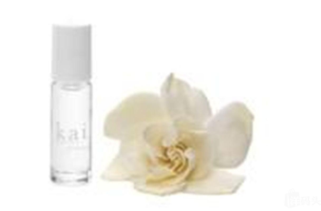 美国直邮Kai perfume oil 栀子花香水精油 3.6ml