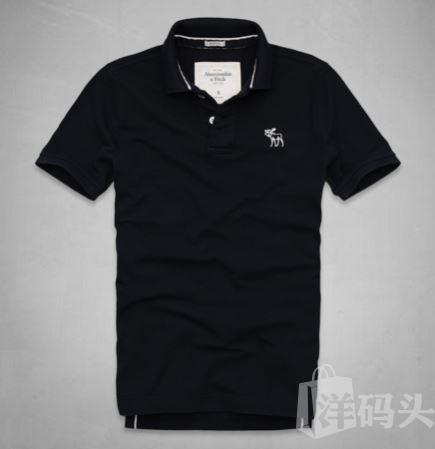 AF A&F Abercrombie&Fitch 小鹿 TUPPER LAKE POLO