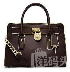 Michael Kors/MMK Hamilton Specchio East West Satchel 多色