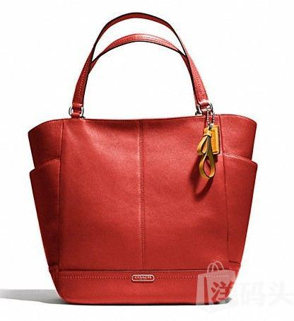 蔻驰 PARK LEATHER NORTH/SOUTH TOTE_STYLE  F23662