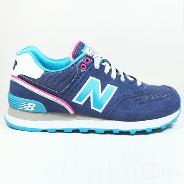 【国内现货】New Balance新百伦女鞋NB新款WL574SJL原盒