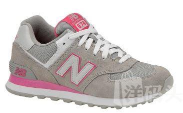 New Balance 女士 WL574 新款经典跑鞋