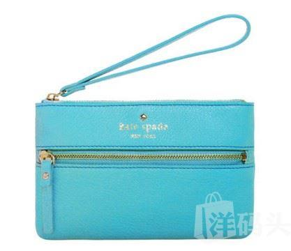 kate spade COBBLE HILL BEE pwru2938 真皮手腕包