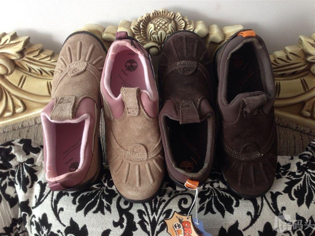 亏本卖 美国晓雪 Timberland天木兰休闲鞋超舒服 晓雪自留款不退换