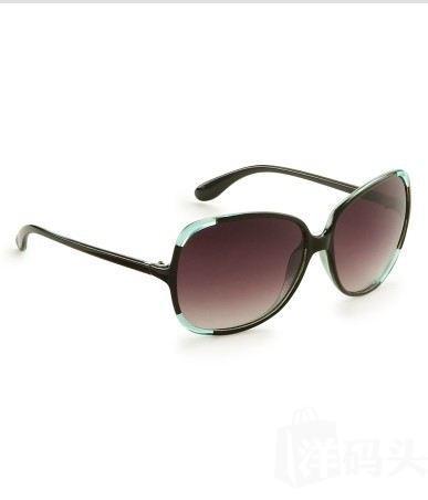 Aeropostale A87 全UV太阳镜 飞行员哈雷太阳镜 蛤蟆镜 明星眼镜