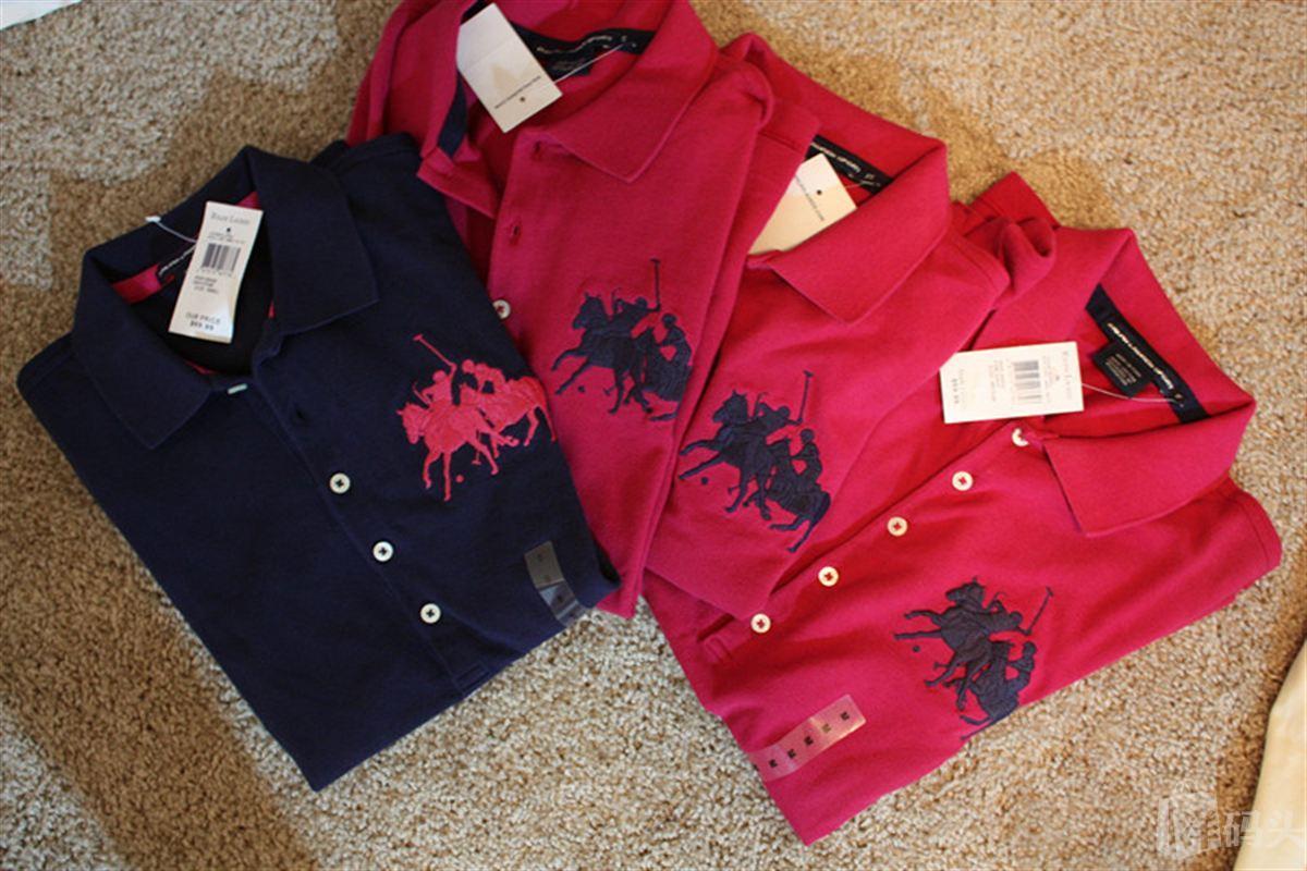 Ralph Lauren 女士大马标Polo衫