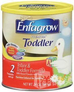 [Superdad]美国直邮 美赞臣2段奶粉 Enfagrow Toddler 680g