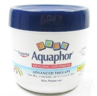 Eucerin Aquaphor优色林宝宝万用修复软膏 396克/罐(赠品装售完)