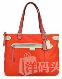 [护航直邮] Coach/寇驰 DAISY LEATHER EMMA TOTE-F23922