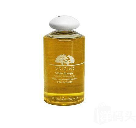 Origins品木宣言/悦木之源 纯天然橄榄净白洁面乳卸妆油 200ml