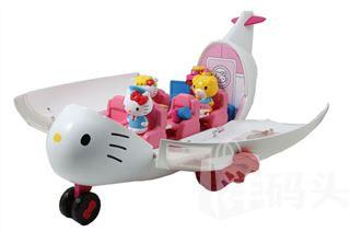 Hello Kitty 航空公司玩具