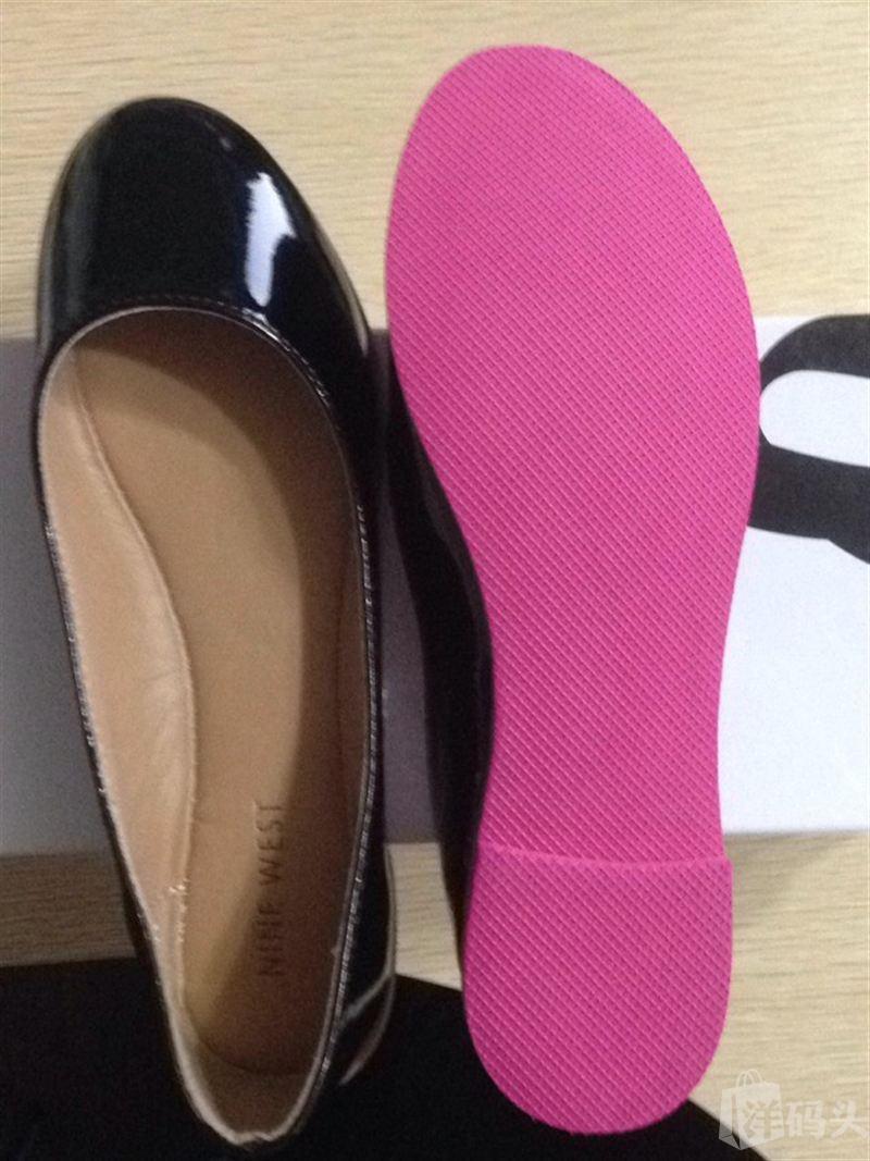 国内现货 nine west玖熙女士单鞋,5码(相当于国内35.5码)