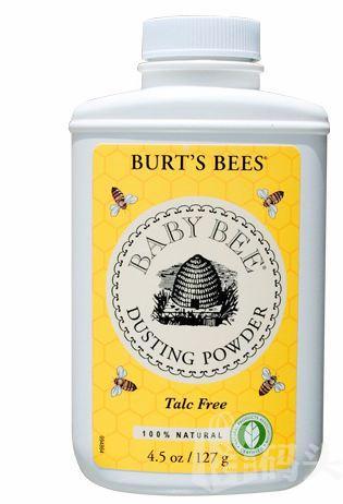 Burt's Bees 小蜜蜂婴儿爽身粉127g  纯天然