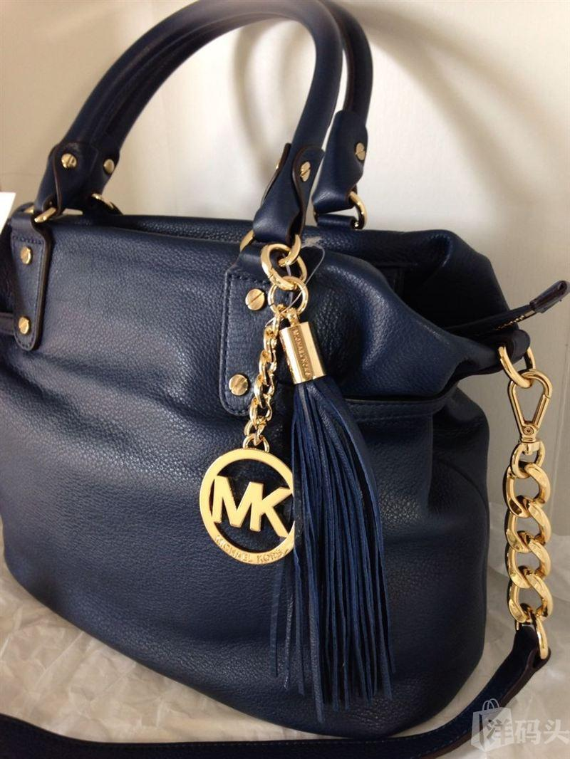 限时特价!Michael Kors LG Satchel genuine leather