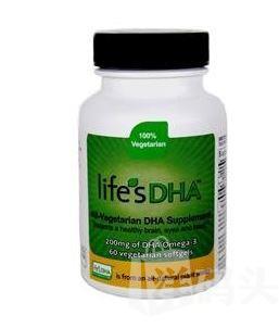Martek Life's(纽曼斯)孕产妇DHA胶囊 200mg/60粒 【2瓶包邮包税】
