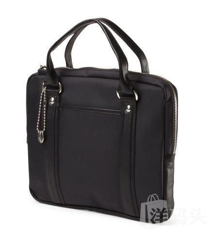 JOHN VARVATOS STAR Jv Star Briefcase With Leather