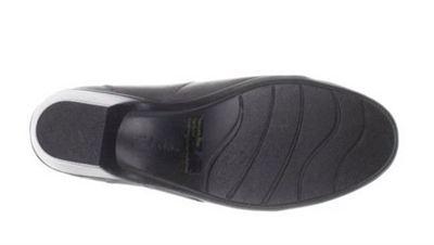 【北京现货】美国专柜正品Clarks其乐全皮真皮女式中跟鞋