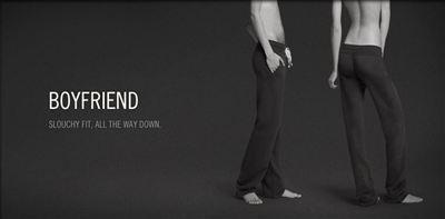 美国直邮Abercrombie&Fitch经典AF字母标完美臀型Boyfriend款多色
