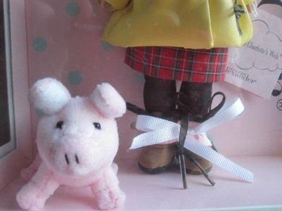 美国直递 Madame Alexander 亚历山大娃娃收藏款 05 精致可爱