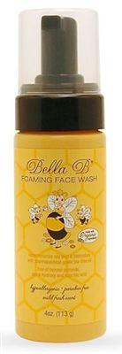 美国直邮Bella B 纯天然孕妇专用泡沫洗面奶113g
