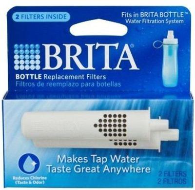 Brita碧然德 运动水壶滤芯 适合儿童水壶和户外水壶(两只装)