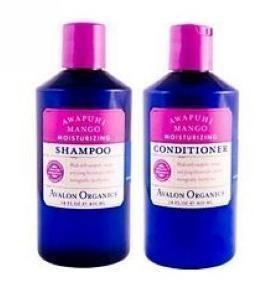 Avalon阿瓦隆莆薏芒果洗发护发套装 滋润修复