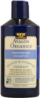 新版 Avalon阿瓦隆 B族/B群洗发护发防脱发包邮