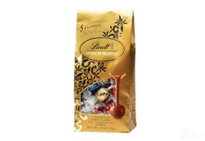 Lindt 瑞士莲巧克力松露软心球混合装 50粒 600g