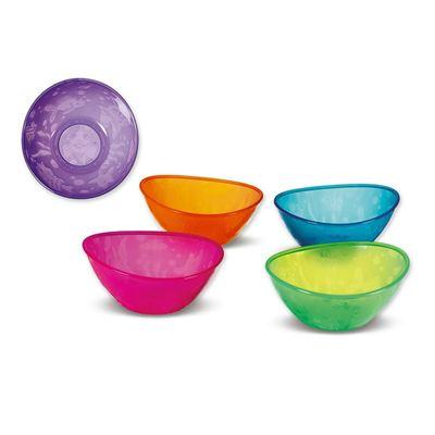 美国直邮munchkin麦肯奇婴幼儿童彩色小船碗餐具不含BPA 拆卖