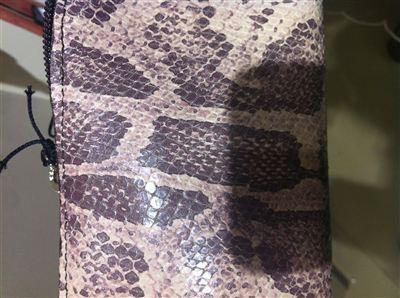 FURLA芙拉蛇纹小包