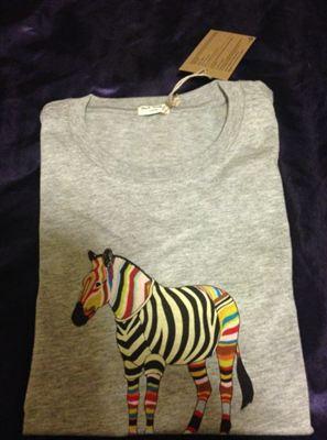 [UKUK 英国直邮] Paul Smith 100%棉 灰色T恤