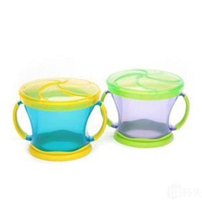 Munchkin麦肯奇零食碗 防泼洒零食杯 2只装 不含BPA