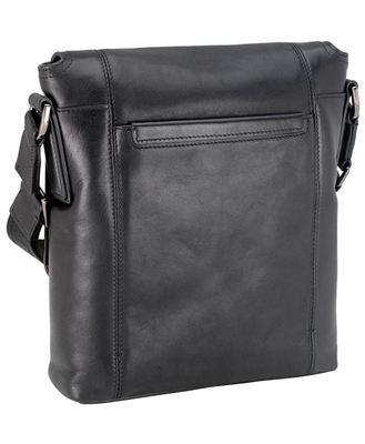 Tumi 途米Centro Padua Leather Map Bag男士真皮斜跨小包