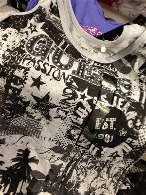 Guess 女士T恤 多色闪钻款  两件及双数起拍每件219元 代购预定