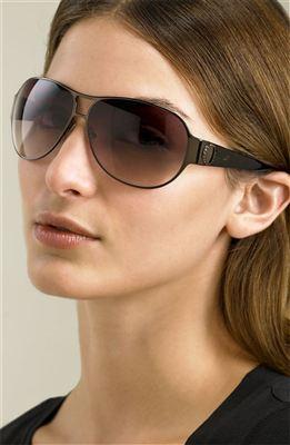 美国直邮Marc Jacobs马克雅可布Aviator款镜腿LOGO墨镜太阳镜5折